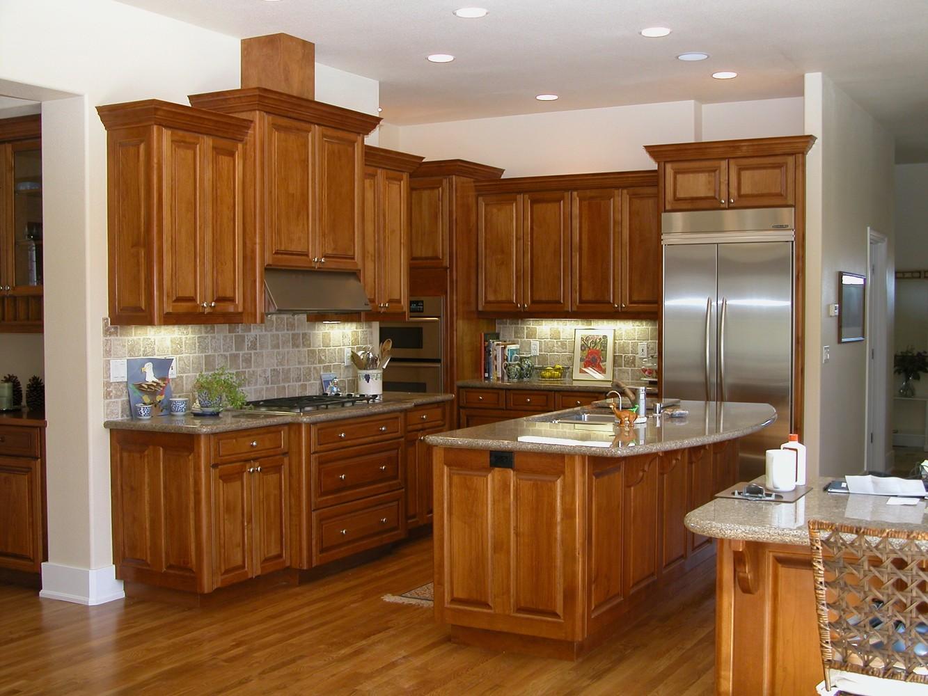 Kitchens unique design cabinet co for Carpenter for kitchen cabinets