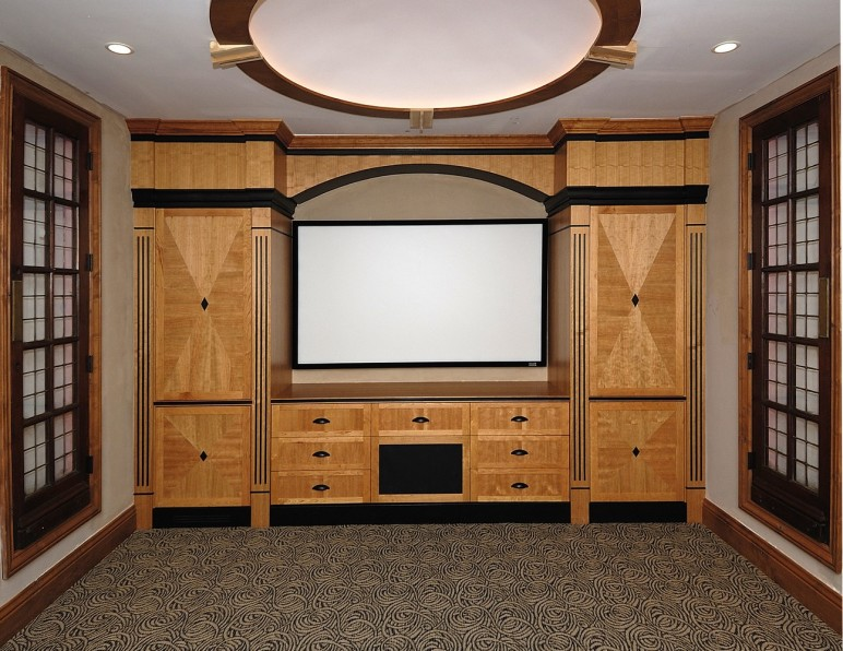 Cherry Home Theater