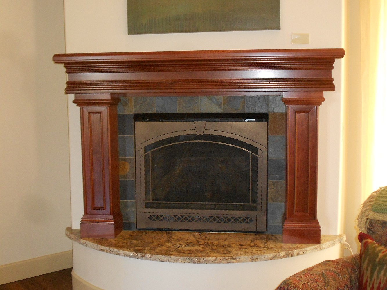 Mantels Fireplace Surrounds Unique Design Cabinet Co