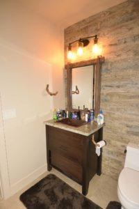 Small 3/4 Bath Vanity
