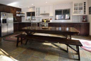 knotty alder cabinetry