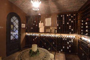 Wine Storage Room